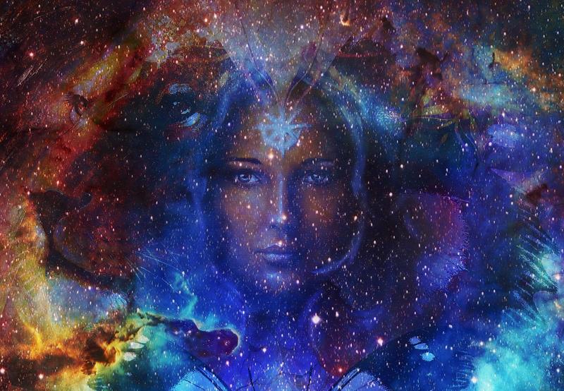 The Divine Mother - Mary Magdalene Light