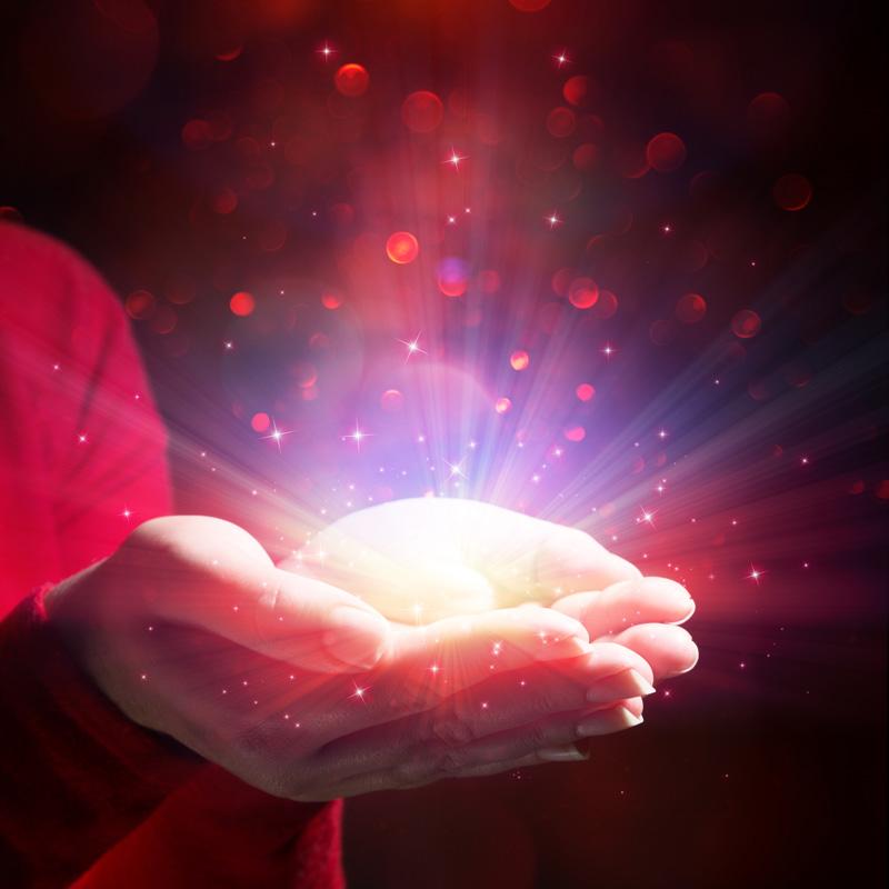 The Mary Magdalene Light Transmission